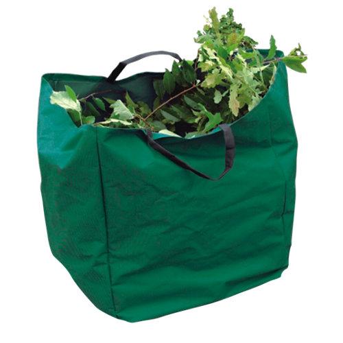 Bolsa de basura de jardín de 70x60 cm para 250l