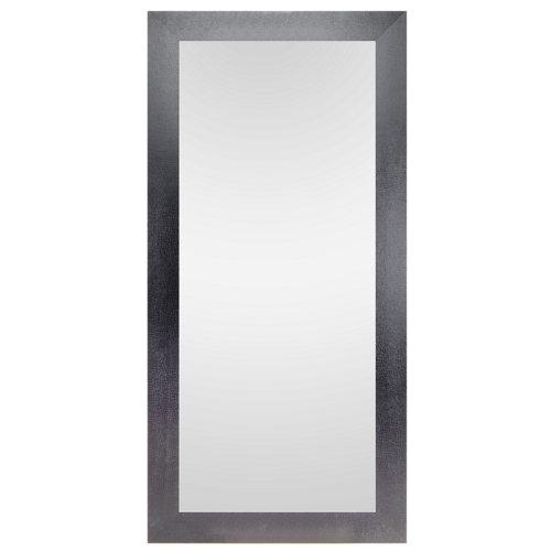 Espejo rectangular xxl toscana negro 190 x 90 cm