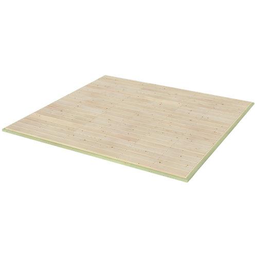 Kit de suelo para casetas naterial kabeo kuta evo 242x242 cm