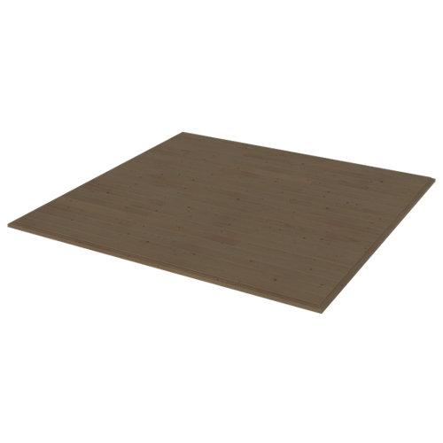 Kit suelo caseta naterial kabeo kuta evo plus 242x242 cm