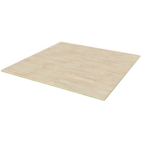 Kit suelo para casetas naterial kermo kuma evo 297x302 cm