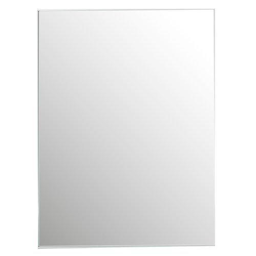 Espejo de baño titán 80 x 80 cm