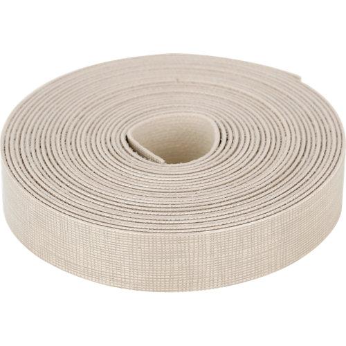 Canto preencolado pvc lino 1,9x500 cm