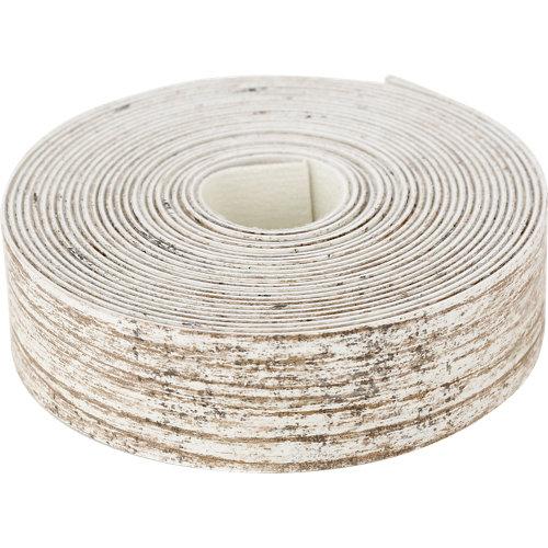 Canto preencolado pvc blanco vintage 2,8x500 cm