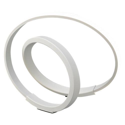 Lámpara de sobremesa mantra infinity 12w blanco
