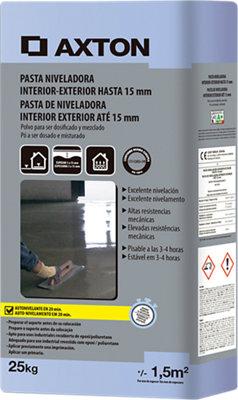 Pasta niveladora AXTON para interior / exterior