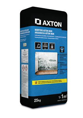 Mortero impermeabilizante AXTON Mur 25 kg