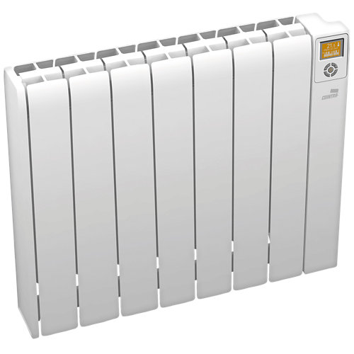 Emisor térmico de fluido cointra siena 1200 de 1200 w