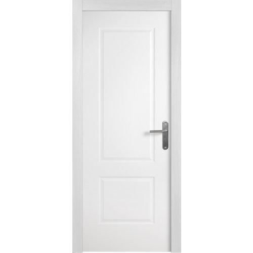 puerta marsella blanco de apertura izquierda de 82.5 cm
