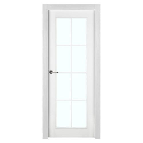 puerta marsella blanco de apertura derecha de 82.5 cm