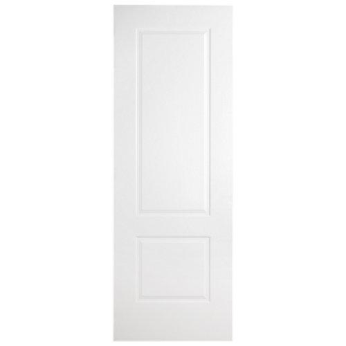 Puerta corredera marsella blanca de 72,5 cm