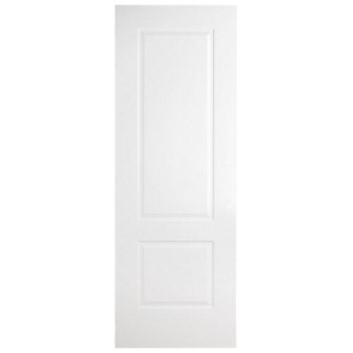 Puerta de interior corredera marsella blanco de 62.5 cm