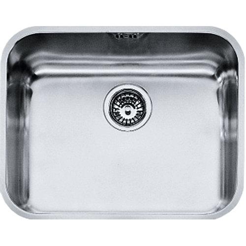 Fregadero 1 seno de acero inox rectangular franke bmg 44 x 44 cm