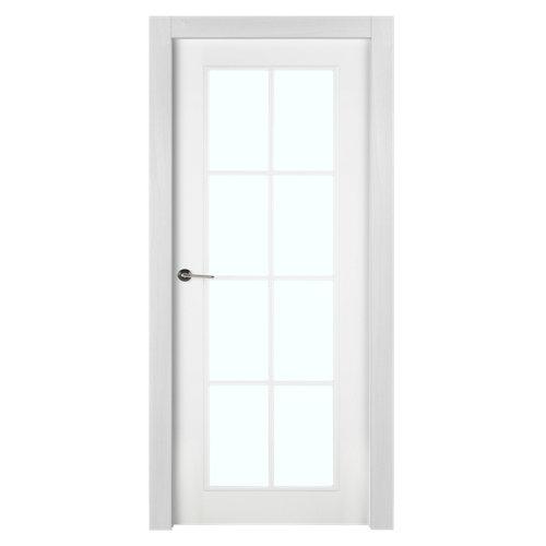 puerta marsella blanco de apertura derecha de 92.5 cm