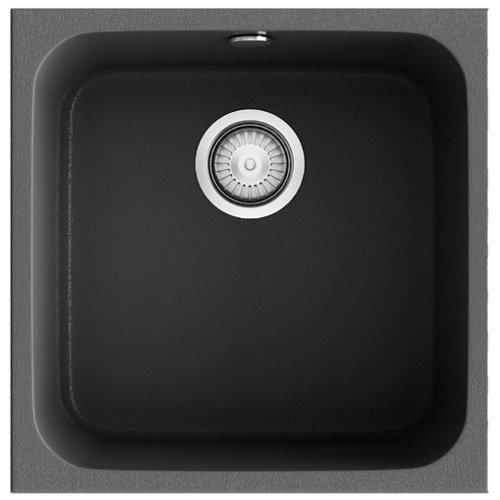 Fregadero 1 seno de resina rectangular poalgi gandia 40 45 x 44 cm