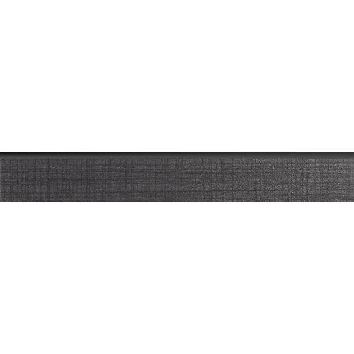 Rodapié pecho paloma gris / plata 60 cm de largo