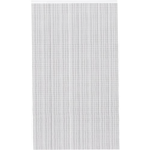 Cortina de puerta blanco malta de 120 x 210 cm
