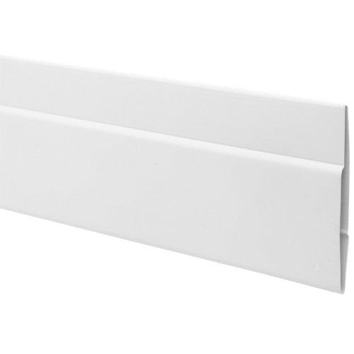 Tubo rectangular plegable pvc 150x75 mm 1,5 m