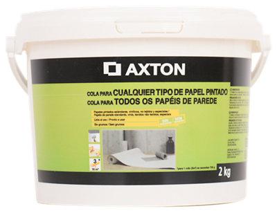 Cola para papel universal Axton 2 kg