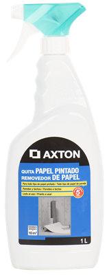 Spray quita papel Axton 1L