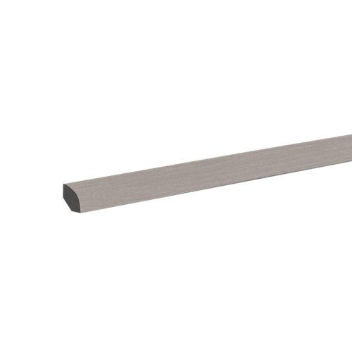 Junquillo pvc fn profile 240 cm gris mod009