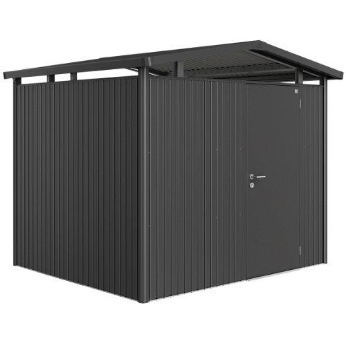Caseta de metal panorama de 273x227x238 cm y 6.5 m2