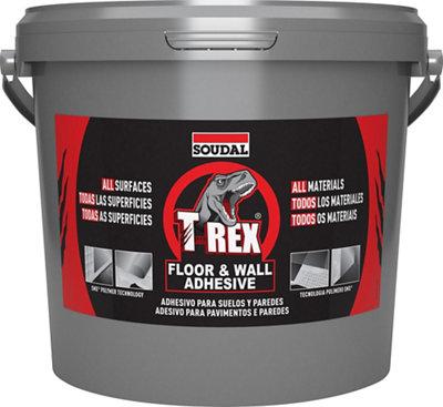Adhesivo T-Rex Floro & Wall