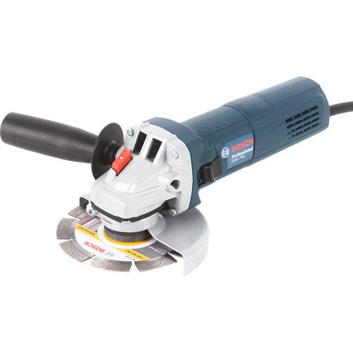 Amoladora con cable bosch professional 750w disco 125mm