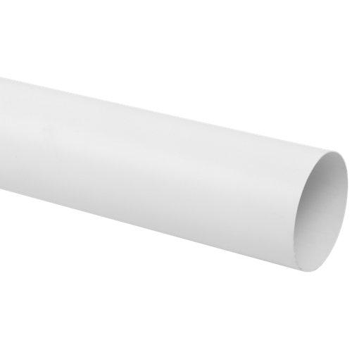Tubo redondo pvc 120 mm 1,5m
