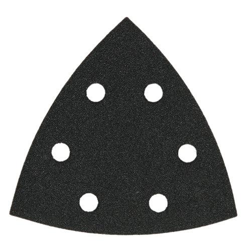 Pack 10 lijas delta hitachi de 94x94 mm y 180 gr