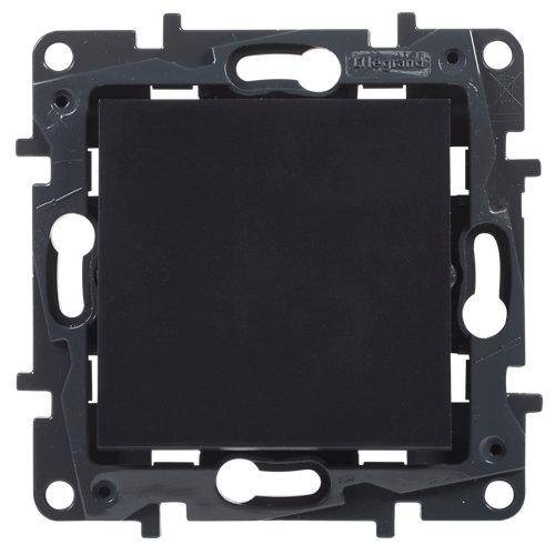 Interruptor legrand niloé step negro
