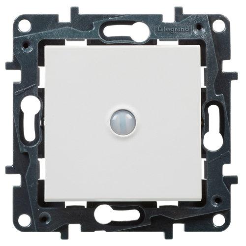 Interruptor inteligente legrand niloé step blanco