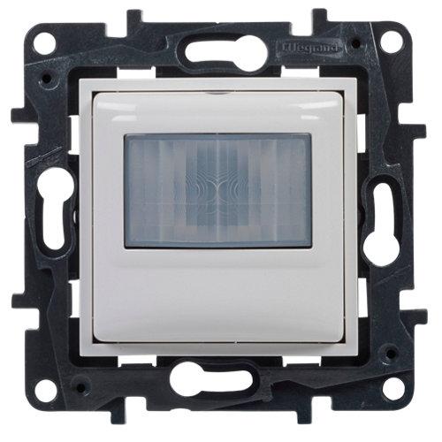 Detector de movimiento legrand niloé step blanco