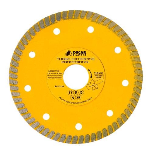 Disco de diamante stayer para cortar metales no ferrosos