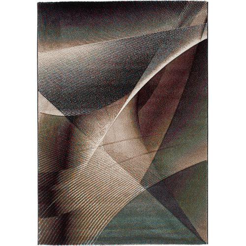 Alfombra multicolor polipropileno warhol 21674 160 x 230cm