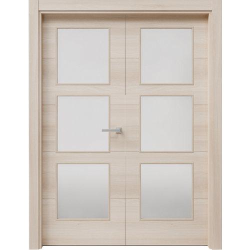 puerta berna acacia de apertura izquierda de 62.5 cm