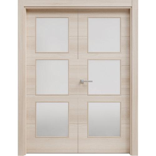 puerta berna acacia de apertura derecha de 62.5 cm