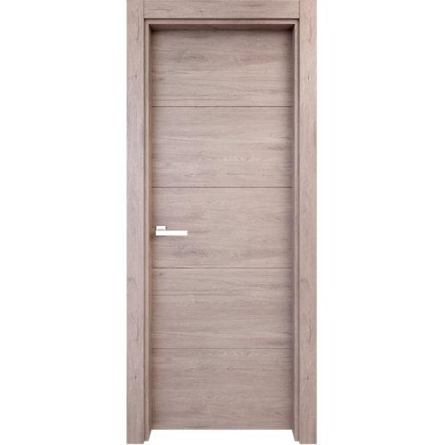 puerta berna gris de apertura izquierda de 72.5 cm