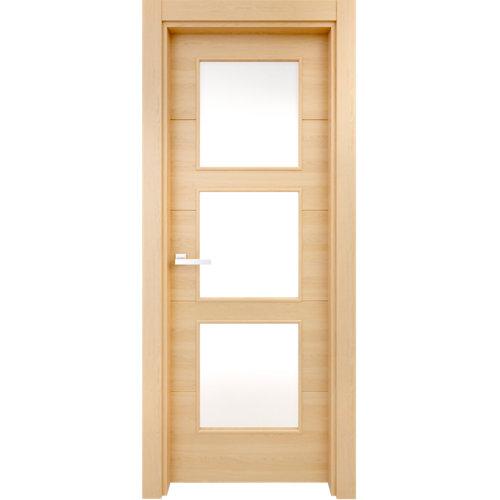 puerta berna roble de apertura izquierda de 82.5 cm