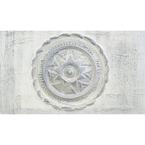 Cuadro artístico relieve para tapa contador 27 x 47 cm