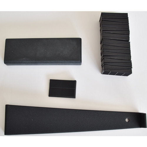 Kit de colocación fabricado en pvc