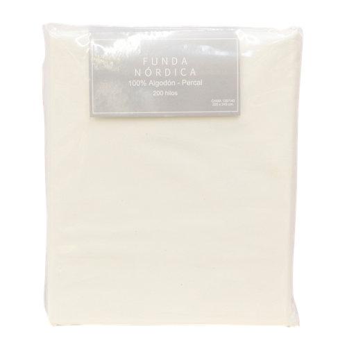 Funda nórdica blanca para cama 135 / 140 cm