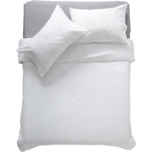 Funda nórdica blanca para cama 150 / 160 cm