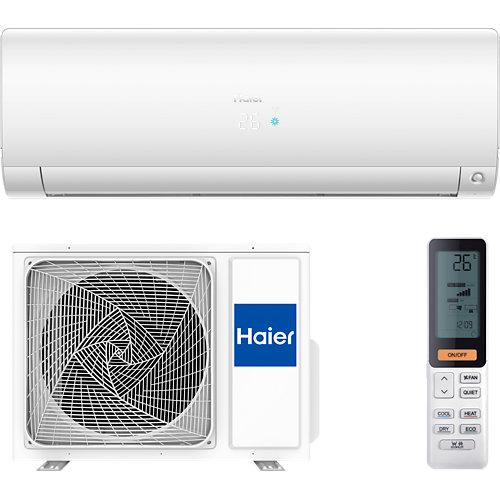 Aire acondicionado 1x1 haier flexis wifi 2236 fg blanco