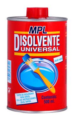 Disolvente universal MPL 0.5L