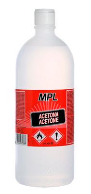 Acetona disolvente MPL 1L
