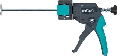 Pistola de silicona WOLFCRAFT