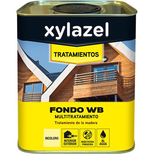 Tratamiento fondo wb xylazel 750 ml