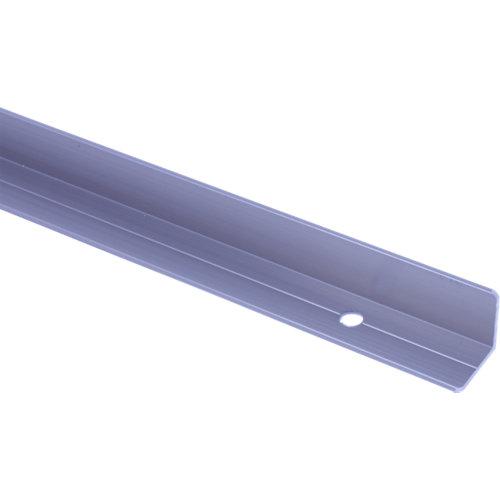 Perfil de aluminio 1,5x1,5x76,5 cm