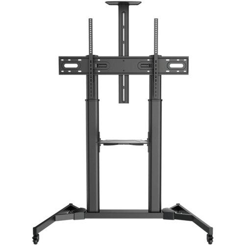 Soporte de suelo con ruedas para tv de 60 a 100 pulgadas 100kg